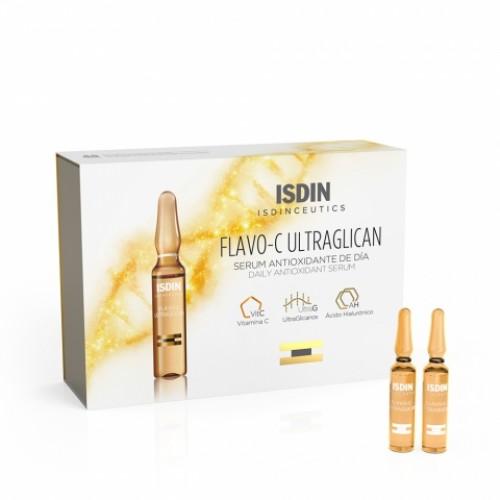 Isdinceutics Flavo C Ultraglican 30 Ampollas