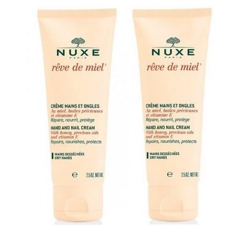 Nuxe crema de manos duplo 50 ml