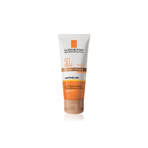Anthelios spf 50 unifiant crema mousse color (tono 2 40 ml)