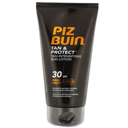 Piz buin tan & protect fps - 30 proteccion alta - spray solar intensificadora de bronceado (150 ml)