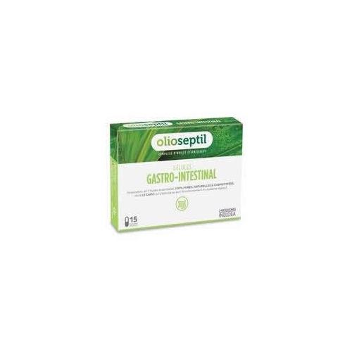 Olioseptil gastro (15 capsulas)