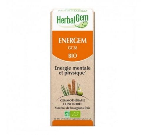 Herbalgem yemocomplejos energem spray gc28 bio 10 ml