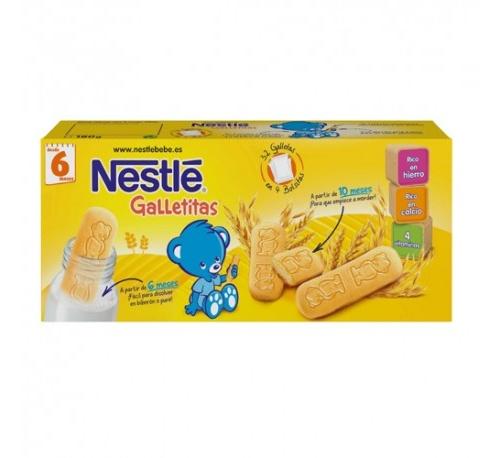 Nestle galletitas (180 g)
