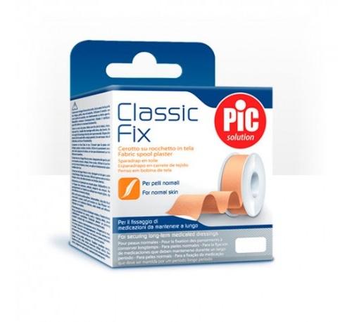Esparadrapo hipoalergico - pic classic fix (tela piel 2.5 cm x 5 m)