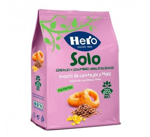 Hero solo snack de lentejas (50 g)
