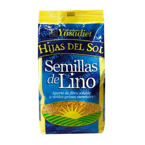 Ynsadiet semillas de lino 400 g