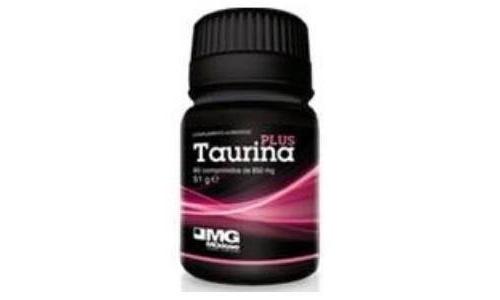 Mgdose taurina plus 950 mg 60 comp