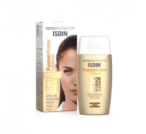 Fotoprotector isdin spf-30 fusion water urban (50 ml)