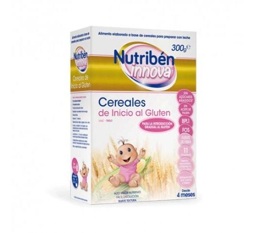 Nutriben innova cereales de inicio al gluten (polvo 300 g)