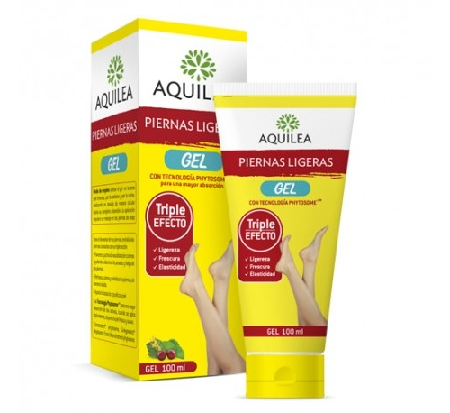 Aquilea piernas ligeras gel (100 ml)
