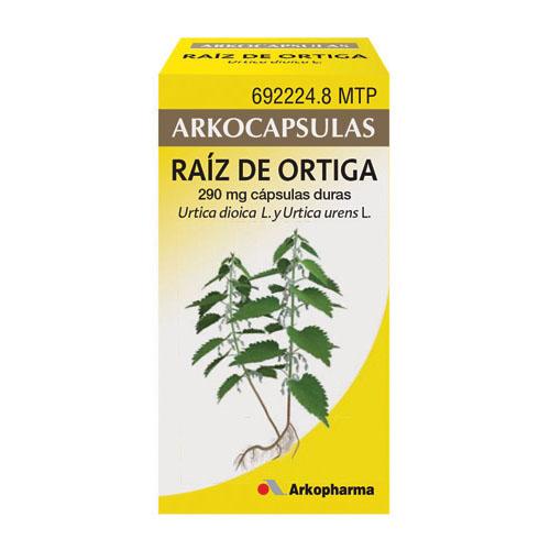 Arkocapsulas raiz ortiga 50 caps
