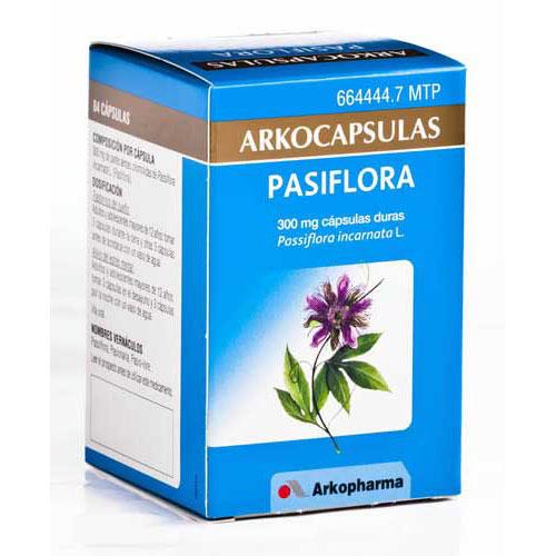 Arkocapsulas pasiflora 100 caps