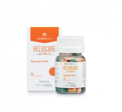 Heliocare ultra-d caps (30 capsulas)