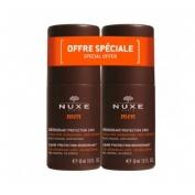 Nuxe men deodorant 24h 2x50