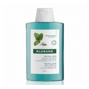 Klorane champu detox a la menta acuatica (200 ml)