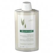 Klorane champu a la leche de avena (400 ml)