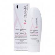 A-derma hydralba 24 h crema hidratante rica (40 ml)