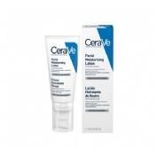 Cerave locion hidratante de rostro piel normal (52 ml)