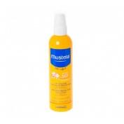 Mustela bebe muy alta proteccion spray solar50+ (300 ml)