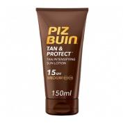 Piz buin tan & protect fps - 15 proteccion media - spray solar intensificadora de bronceado (150 ml)