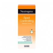 Neutrogena spot controlling - hidratante oil free con acido salicilico purificante 50 ml (50 ml)
