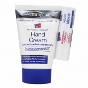 Neutrogena crema de manos concentrada +  stick labial spf 20 (pack 50 ml + 4.8 g)