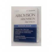 Arkovision vitaminas bienestar ocular (30 capsulas)