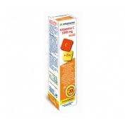 Vitamina c 1000mg + zinc  arkovital (20 comprimidos efervescentes)