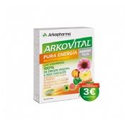 Arkovital pura energia inmunoplus (30 comprimidos)