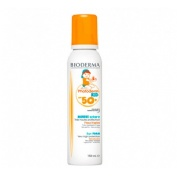 Photoderm kid spf 50+ mousse niños - bioderma (150 ml)
