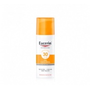 Eucerin sun protection 30 gel creme rostro - oil control (50 ml)