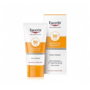 Eucerin sun protection 50+ sun crema - sensitive protect (50 ml)