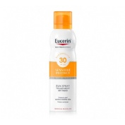 Eucerin sun protection 30 spray transparente - dry touch sensitive protect (200 ml)