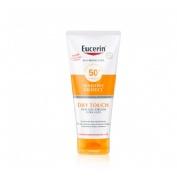 Eeucerin sun body gel cream dry touch spf 50+ - sensitive protect (1 envase 200 ml)