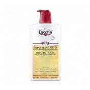 Oleogel de ducha - eucerin piel sensible ph-5 (1 l)