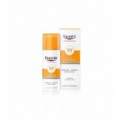 Eucerin sun protection 50+ gel creme rostro - oil control (50 ml)