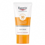 Eucerin sun protection 30 spf sun cream - sensitive protect (50 ml)