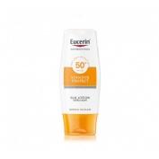 Eucerin sun protection 50+ locion extra light - sensitive protect (1 envase 150 ml)