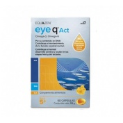 Eye q act (60 capsulas)
