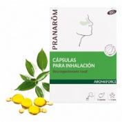 Aromaforce capsulas para inhalacion bio (15 capsulas)
