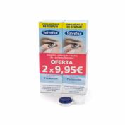 Salvelox lentes de contacto blandas - solucion unica (360 ml 2 u)