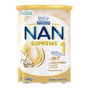Nan 1 supreme (1 envase 400 g)