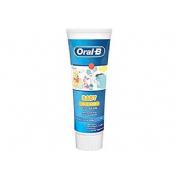 Oral-b cars pasta dental infantil (75 ml)