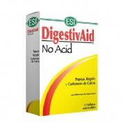 Digestivaid no acid (12 tabletas)