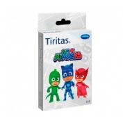 Tiritas (pjmasks varios tamaños 12 u)