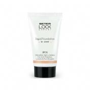 Maquillaje facial beter liquid foundation (sweet nude)