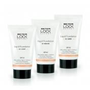 Maquillaje facial beter liquid foundation (silky sand)