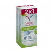 Pack duplo vagisil hig. intima sensitive 250 ml