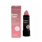 Camaleon colour balm spf 50 (1 envase 4 g brown sugar)