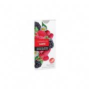 Sawes caramelos blister sin azucar (frutos del bosque 22 g)